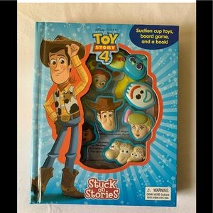 Toy Story 4 Board Game